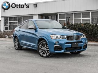 Used 2017 BMW X4 M40i for sale in Ottawa, ON