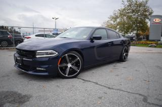 Used 2017 Dodge Charger for sale in Coquitlam, BC