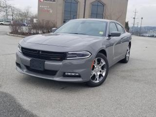 Used 2017 Dodge Charger SXT for sale in Parksville, BC