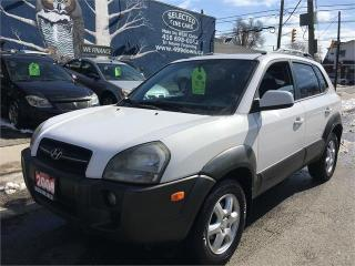 Used 2005 Hyundai Tucson GLS for sale in Scarborough, ON