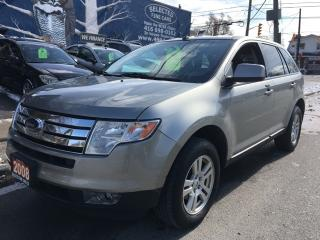 Used 2008 Ford Edge SEL for sale in Scarborough, ON