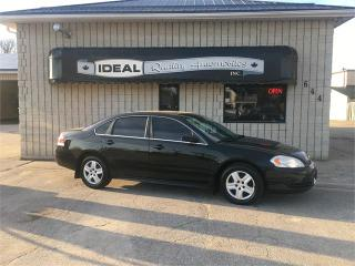 Used 2011 Chevrolet Impala LS for sale in Mount Brydges, ON