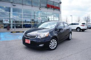 Used 2015 Kia Rio EX Plus at for sale in Pickering, ON