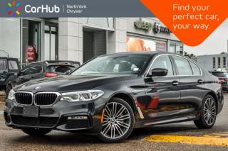Used 2017 BMW 5 Series 530i xDrive|Driver Asst.,M Sport Pkgs|H/K Surround Audio|19