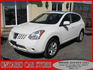 Used 2009 Nissan Rogue SL AWD SUNROOF for sale in Toronto, ON