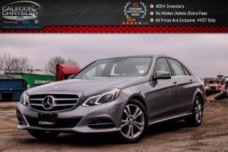 Used 2014 Mercedes-Benz E-Class E 250 BlueTEC|4Matic|Navi|Sunroof|360 Backup Cam|Bluetooth|Leather|17