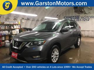 Used 2017 Nissan Rogue SV*AWD*BACK UP CAMERA*PHONE CONNECT*POWER DRIVER SEAT*HEATED FRONT SEATS*KEYLESS ENTRY w/REMOTE START*PUSH BUTTON IGNITION*POWER WINDOWS/LOCKS/HEATED for sale in Cambridge, ON