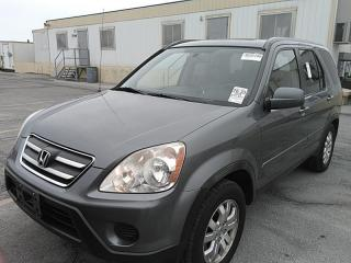 Used 2006 Honda CR-V EX-L 4WD for sale in Waterloo, ON