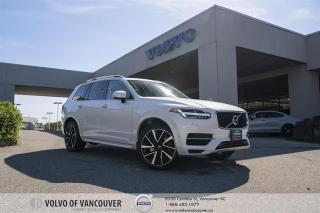 Used 2018 Volvo XC90 T8 eAWD Momentum CERTIFIED PRE-OWNED | RARE PHEV OPTION | LEATHER | NAVIGATION | SUNROOF for sale in Vancouver, BC