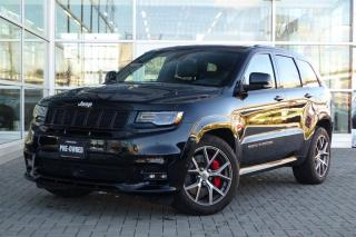Used 2017 Jeep Grand Cherokee 4X4 SRT Low Kms! Loaded! for sale in Vancouver, BC