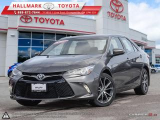 Used 2016 Toyota Camry 4-Door Sedan XSE 6A for sale in Mono, ON