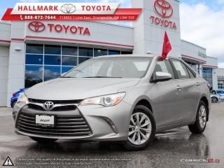 Used 2015 Toyota Camry 4-Door Sedan LE 6A WELL EQUIPPED, BLUE TOOTH AND MORE for sale in Mono, ON