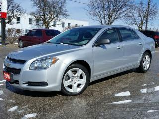 Used 2010 Chevrolet Malibu LS for sale in Cambridge, ON
