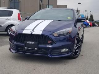 Used 2016 Ford Focus ST for sale in Quesnel, BC