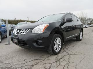 Used 2012 Nissan Rogue SV AWD / SERVICE HISTORY / ACCIDENT FREE for sale in Newmarket, ON