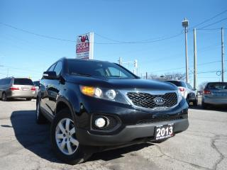 Used 2013 Kia Sorento AWD BLUETOOTH PW PL PM BACKUP SENSOR ALLOY A/C for sale in Oakville, ON