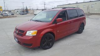 Used 2009 Dodge Grand Caravan Stow & Go, 4 Door, Auto, 3/Y warranty availabl for sale in North York, ON