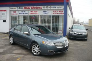 Used 2011 Lincoln MKZ Hybrid for sale in Etobicoke, ON