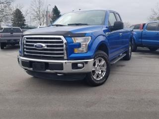 Used 2016 Ford F-150 XLT for sale in Quesnel, BC