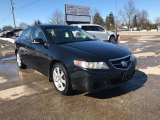 Used 2004 Acura TSX for sale in Komoka, ON