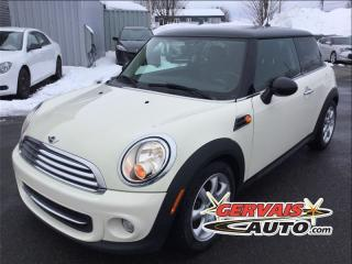 Used 2013 MINI Cooper Cuir Toit Pano Mags for sale in Saint-georges-de-champlain, QC