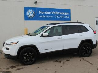 Used 2017 Jeep Cherokee Limited for sale in Edmonton, AB