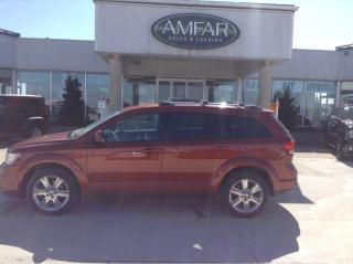 Used 2014 Dodge Journey Limited / HEATED SEATS / NO PAYMENTS FOR 6 MONTHS for sale in Tilbury, ON