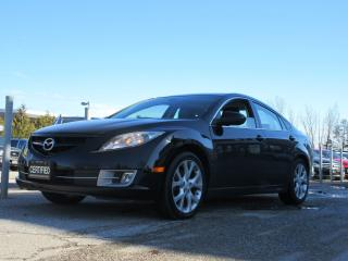 Used 2010 Mazda MAZDA6 GT-V6 / ONE OWNER /ACCIDENT FREE for sale in Newmarket, ON