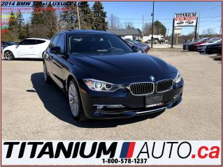 Used 2014 BMW 3 Series 328i Luxury Line+xDrive+AWD+GPS+Camera & Sensors++ for sale in London, ON