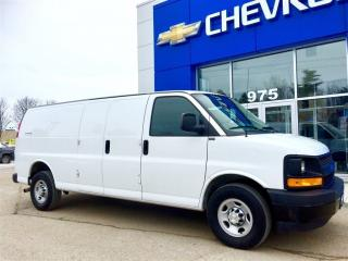 Used 2017 Chevrolet Express 1WT for sale in Gatineau, QC