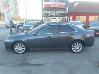 Used 2008 Acura TSX LOADED for sale in Scarborough, ON