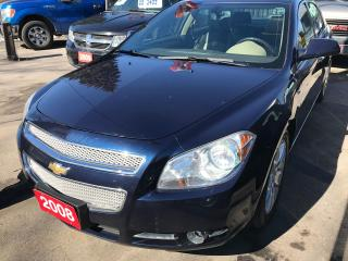 Used 2008 Chevrolet Malibu LTZ for sale in Etobicoke, ON