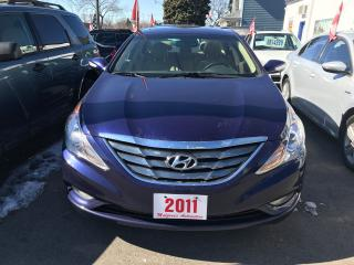 Used 2011 Hyundai Sonata SE Limited for sale in Etobicoke, ON