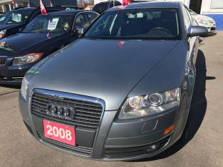 Used 2008 Audi A6 3.2 Litre for sale in Etobicoke, ON