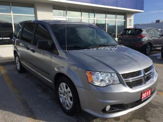 Used 2015 Dodge Grand Caravan SE/SXT for sale in Owen Sound, ON
