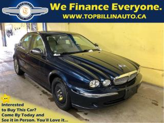 Used 2007 Jaguar X-Type 3.0 AWD, 2 Years Powertrain Warranty for sale in Concord, ON