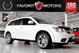 Used 2012 Dodge Journey R/T Rallye AWD | 7-PASSENGER | NAV | BACK CAM for sale in North York, ON