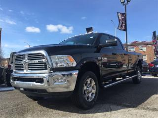 Used 2017 Dodge Ram 2500 SLT**8 FOOT BOX**CAR PROOF CLEAN** for sale in Mississauga, ON