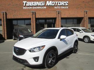 Used 2013 Mazda CX-5 GT | NAVIGATION |LEATHER |BLIND SPOT ASSIST | BLUETOOTH | for sale in Mississauga, ON