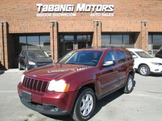 Used 2009 Jeep Grand Cherokee AWD | LAREDO | V6 | REMOTE STARTER | for sale in Mississauga, ON