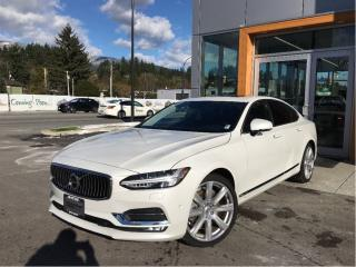 Used 2017 Volvo S90 T6 AWD Inscription for sale in North Vancouver, BC