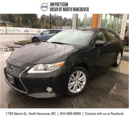 Used 2014 Lexus ES 350 3.5 V6 for sale in North Vancouver, BC
