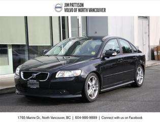 Used 2008 Volvo S40 T5 AWD / Sport Package for sale in North Vancouver, BC