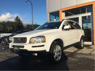 Used 2011 Volvo XC90 3.2 AWD Level 2 / BLIS / New tires for sale in North Vancouver, BC