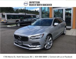 Used 2017 Volvo V90 Inscription AWD for sale in North Vancouver, BC