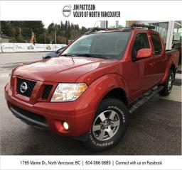 Used 2012 Nissan Frontier PRO-4X Crew Cab 4x4 for sale in North Vancouver, BC