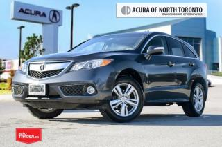 Used 2015 Acura RDX at Bluetooth| Rear-View Camera|Leather for sale in Thornhill, ON