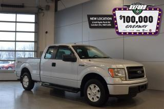 Used 2013 Ford F-150 STX - 3.7L, Tonneau Cover, Cruise, Hitch for sale in London, ON