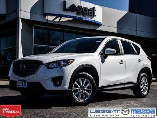 Used 2016 Mazda CX-5 GS AUTOMATIC for sale in Burlington, ON