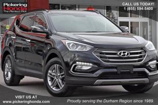 Used 2017 Hyundai Santa Fe Sport AWD 2.4L SE for sale in Pickering, ON